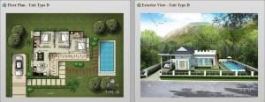 Sivana Gardens Hua Hin Thailand Plan-D