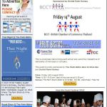 Hua Hin Newsletter – August, 2015