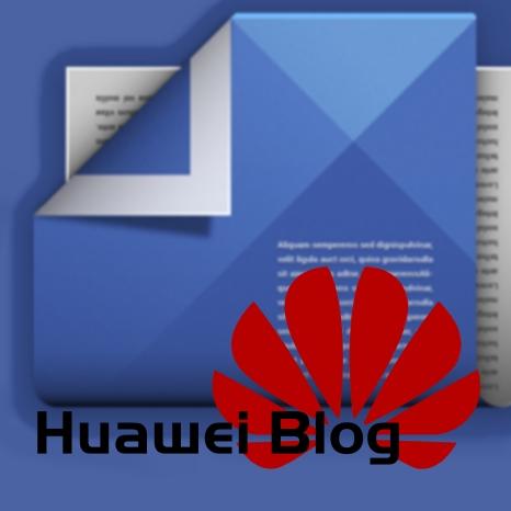 Huaweiblog - Play Kiosk