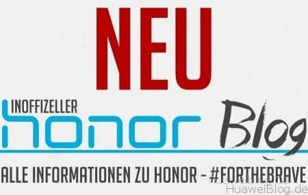 Honor Blog