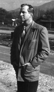 L. Ron Hubbard pri stanici