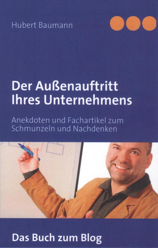 """Meine erstes Buchveröffentlichung """"Das Buch zum Blog"""""""