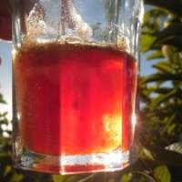 Receta: Jalea de arazá rojo