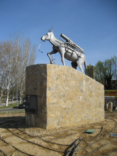 Monumento al mulo