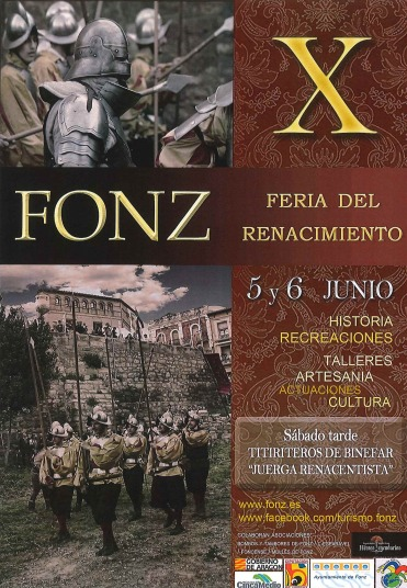 Feria del Renacimiento de Fonz