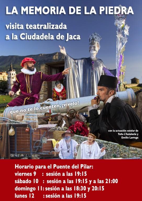 Visitas teatralizadas Jaca