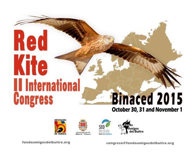 II CONGRESO INTERNACIONAL RED KITE MILANO REAL EN BINACED