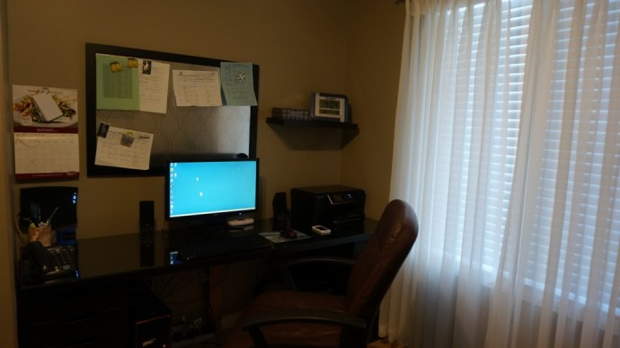 How to built desk for home office