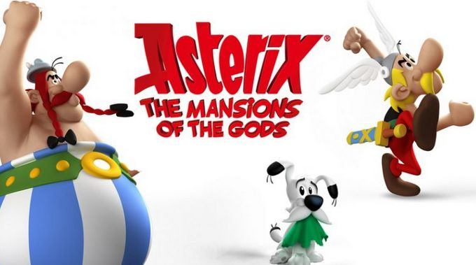 Asterix and Obelix, The Mansions of the Gods