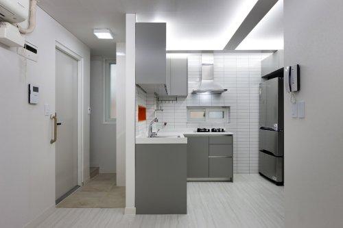 Medium Of Small Modern Apartment