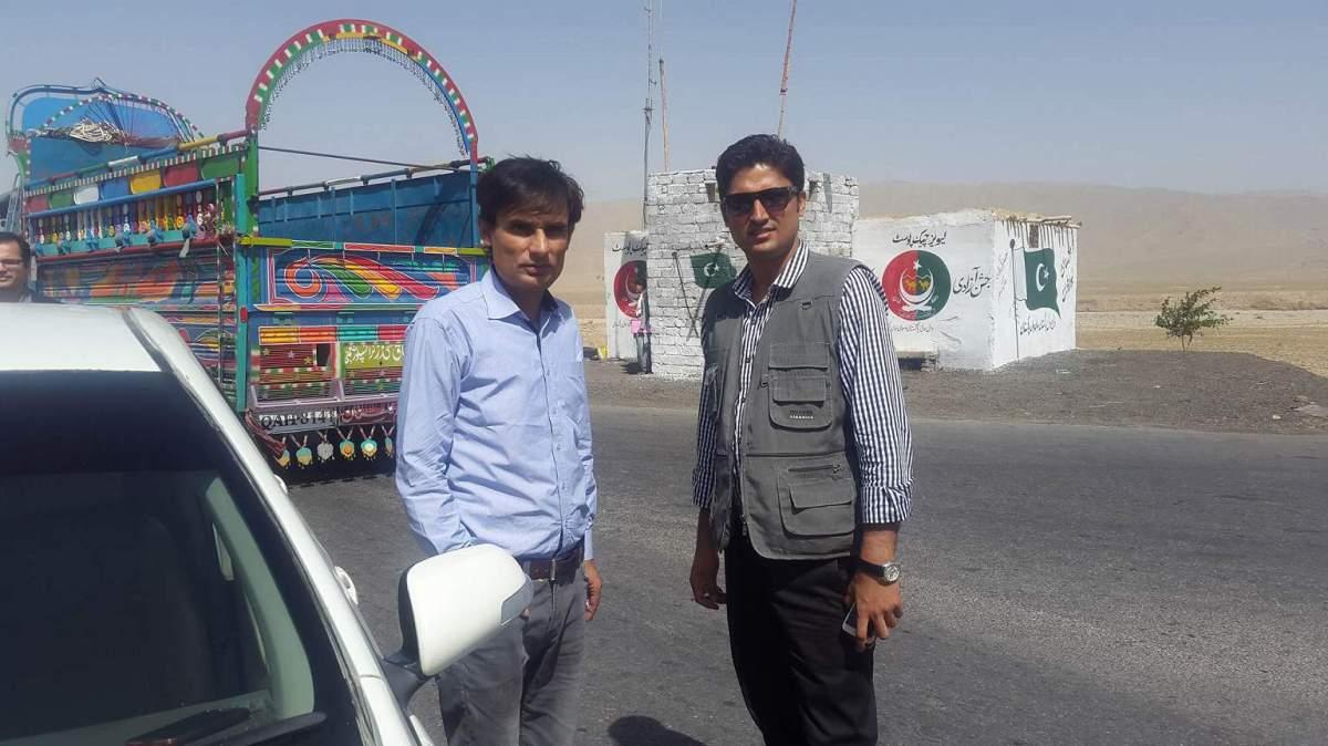 بلوچستان میں ناقابل اعتبار فوجیائی مناظر!