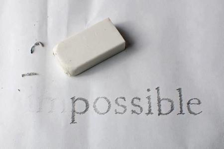 impossibility to possibility