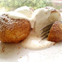 Hungarian Sweet Quark Cheese Dumplings