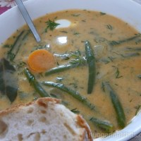 Hungarian Green Bean Soup