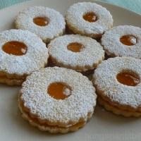 Linzer Cookies - Linzer Karika