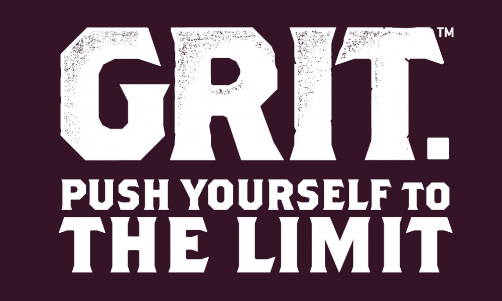 Time to GRIT™ my teeth and eat clean, again!