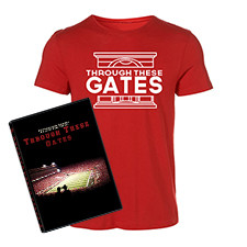 Official TTG T-Shirt + Free DVD