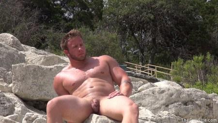 husky-naked-male