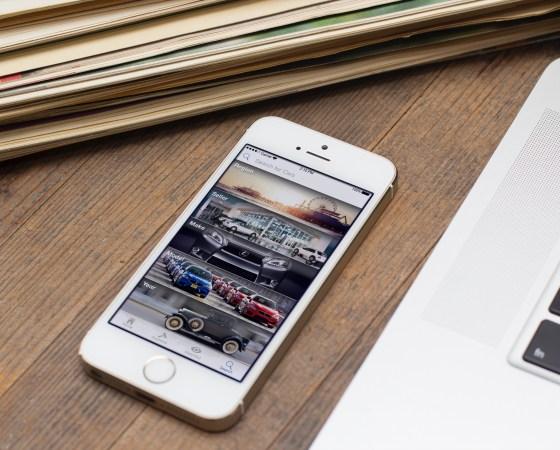 Open Trade Car Auction App