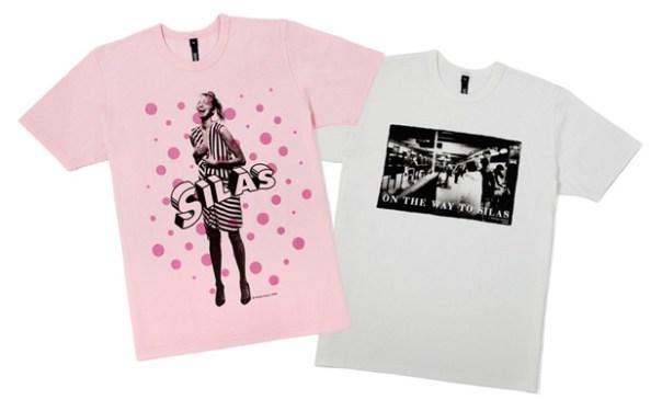 keetja allard silas tshirts 1 Keetja Allard x Silas T shirt Collection