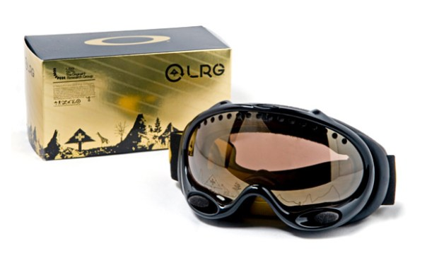 lrg oakley a frame goggles 1 L R G x Oakley A Frame Goggles