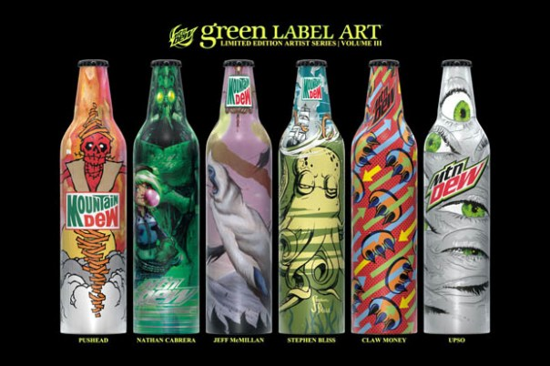 mountain dew green label art volume 3 Mountain Dew Green Label Art Volume 3