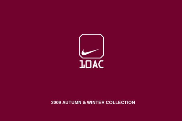 nike sportswear 10ac 2009 fall winter 1 Nike Sportswear 10AC 2009 Fall/Winter Collection