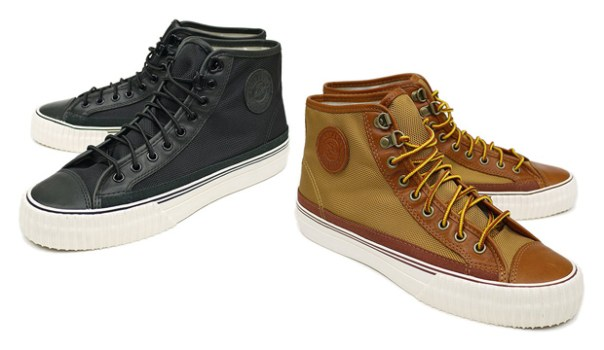 pf flyers center hi ballistic nylon 1 PF Flyers Center Hi Ballistic Nylon