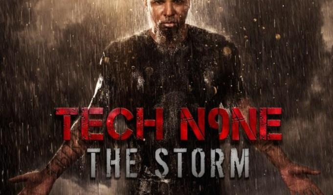 pochette Tech N9ne - The Storm
