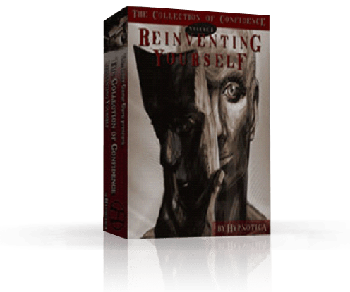 The Collection of Confidence | Reinventing Yourself, by Hypnotica