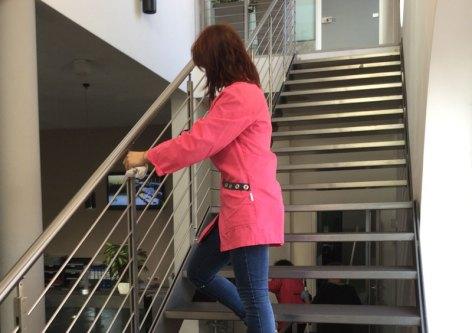 pulizia uffici reggio emilia - scale