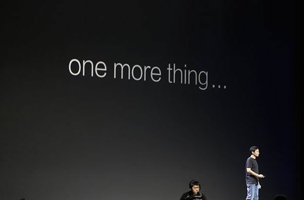 小米的 One More Thing。圖片來源:UnWire。