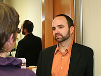 Joe Pulizzi at one of our events in 2010