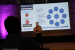 Brian Solis during his presentation at the Fusion Marketing Experience Social Business Sessions by i-SCOOP – picture Nancy Verbrugghe