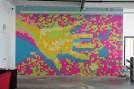 Мозаика своими руками из Post-it