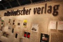 Креативный выставочный стенд из 15 000 карандашей
