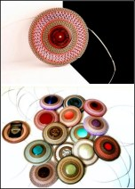 Бумажные украшения от Sandra Di Giacinto