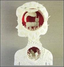 Тонкое искусство вырезания от Elsa Mora
