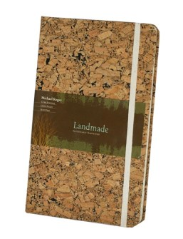 Блокнот с обложкой из пробкового дерева от Michael Roger (6)
