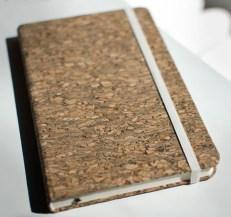 Блокнот с обложкой из пробкового дерева от Michael Roger (5)