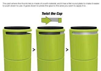 Концепт клея-карандаша InGlue (3)