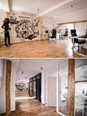 X3 Offices – креативный офисный интерьер от румынских дизайнеров (8)