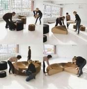 Универсальная мебель molo из ткани и бумаги для любого интерьера (1)