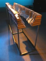 Галерея скульптур из книг от Гая Ларами (15)