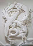 Поделки своими руками из бумаги: скульптуры Джефа Нишинаки (2)