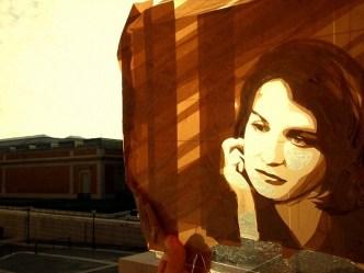 Современное искусство: картины, нарисованные скотчем от Макса Зорна (15)