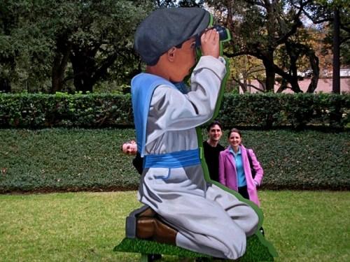 Современное искусство: огромные скульптуры из картона от Джона Керни (6)