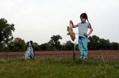 Современное искусство: огромные скульптуры из картона от Джона Керни (3)