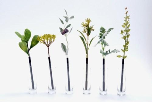 Необычные подарки: ручка-цветок (3)