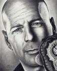 Современное искусство: фотореалистичные картинки знаменитостей карандашом (6)